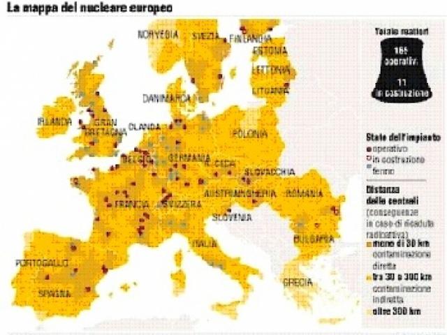 Radioattività ... sempre presente nel nostro quotidiano!